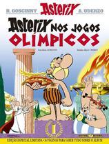 Livro - Asterix nos Jogos Olímpicos (Edição especial limitada) -