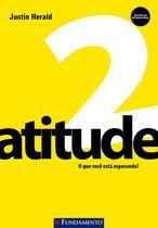Livro - Atitude 02 -