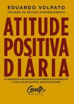 Livro - Atitude positiva diária -