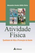 Livro - Atividade física - qualidade de vida e promoção da saúde -
