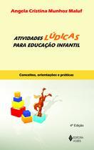 Livro - Atividades lúdicas para Educação Infantil -
