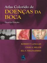 Livro Atlas Colorido De Doenças Da Boca - Thieme revinter -