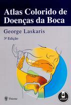 Livro - Atlas Colorido de Doenças da Boca -