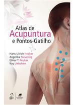 Livro - Atlas de Acupuntura e Pontos-Gatilho -