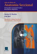 Livro Atlas De Bolso De Anatomia Seccional - Thieme revinter