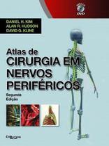 Livro Atlas De Cirurgia Em Nervos Periféricos - Di livros -