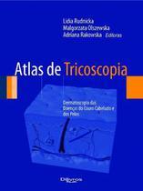 Livro Atlas De TricoscopiaLivroDermatoscopia Das Doenças Do Couro Cabeludo - Di livros