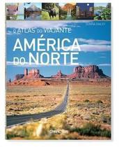 Livro - Atlas do viajante - America do Norte -