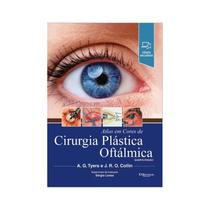 Livro - Atlas em Cores de Cirurgia Plástica Oftálmica - Collin - Dilivros -