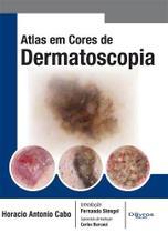 Livro Atlas Em Cores De Dermatoscopia - Di livros