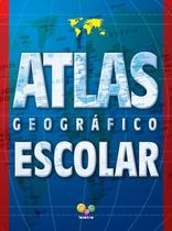 Livro - Atlas geográfico escolar -