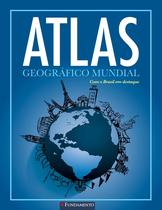Livro - Atlas Geografico Mundial - Azul - 2° Edição -