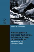 Livro - Atuação pública e promoção da eficiência coletiva em arranjos produtivos locais -