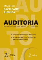 Livro - Auditoria - Abordagem Moderna e Completa -