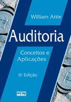 Livro - Auditoria: Conceitos E Aplicações -