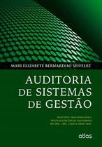 Livro - Auditoria De Sistemas De Gestão -
