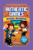 Livro - Authenticgames: Duelo reverso Vol 01 -