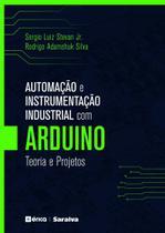 Livro - Automação e instrumentação industrial com Arduino - Teoria e projetos