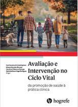 LIVRO - Avaliação e Intervenção no Ciclo Vital:da Promoção de Saúde À Prática - Hogrefe