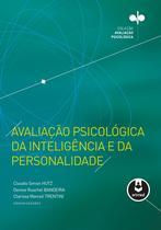 Livro - Avaliação Psicológica da Inteligência e da Personalidade -