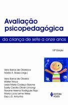 Livro - Avaliação psicopedagógica da criança de sete a onze anos -