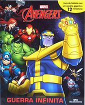 Livro - Avengers - Guerra Infinita