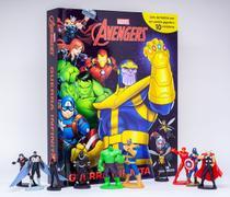 Livro - Avengers -