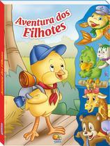 Livro - Aventura dos filhotes -