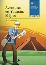 Livro - Aventura en Yucatán, Méjico -