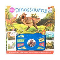 Livro - Aventura fotográfica! Dinossauros -