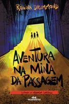 Livro - Aventura na Mina da Passagem -