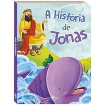 Livro - Aventuras bíblicas em quebra-cabeça: A história de Jonas -