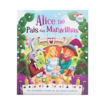 Livro - Aventuras clássicas: Alice no país das maravilhas -