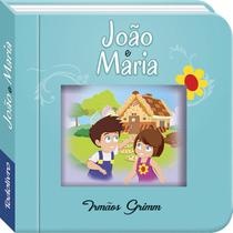 Livro - Aventuras clássicas: João e maria -