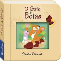 Livro - Aventuras clássicas: O gato de botas -