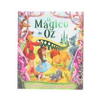 Livro - Aventuras clássicas: O Mágico de Oz -