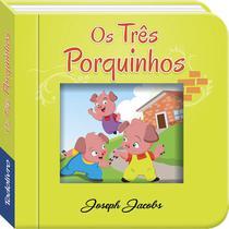 Livro - Aventuras clássicas: Os três porquinhos -