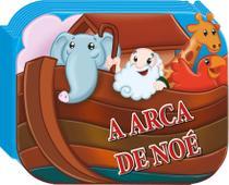Livro - Aventuras da bíblia: a arca de Noé -