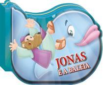 Livro - Aventuras da bíblia: Jonas e a baleia -
