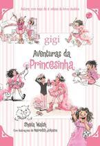 Livro - Aventuras da princesinha -