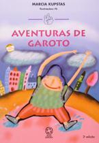 Livro - Aventuras de garoto -