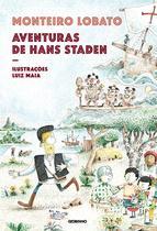 Livro - Aventuras de Hans Staden -