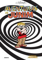 Livro - Aventuras de Junim -