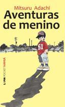 Livro - Aventuras de menino -
