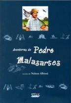 Livro - Aventuras de Pedro Malasartes (Nelson Albissú) -