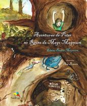Livro - Aventuras de Peter no reino do mago Magmum -