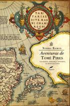 Livro - Aventuras de Tomé Pires -
