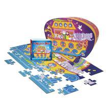 Livro - Aventuras do mundo quebra-cabeça II: A Arca de Noé -