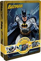 Livro - Aventuras na lata! Batman -