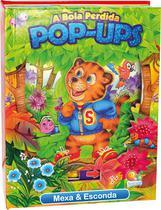 Livro - Aventuras pop-ups: a bola perdida pop-ups -